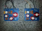 Paar VISATON Frequenzweiche HW 3