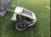 Croozer for 2 Fahrrad Anhänger