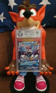 Pokemon Karte Wulaosu VMAX PGS