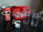 Set Coca Cola Artikel