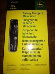 Batterieladegerät Ladungserhalter John Deere 12V