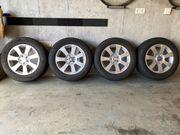 Original Mercedes GLK Winterräder Reifen