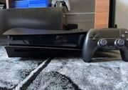 PS5 Black Standard Edition wie