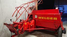 Traktoren, Landwirtschaftliche Fahrzeuge - welger presse