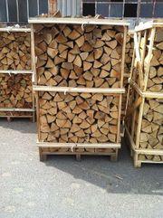 Brennholz keine Lieferkosten Abladung BUCHE
