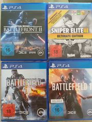 Shooter Spiele PS4
