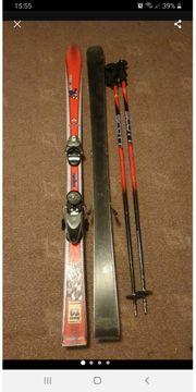Ski Stöcke