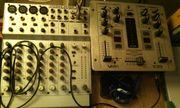 DJ- und 8 kanal Mixer