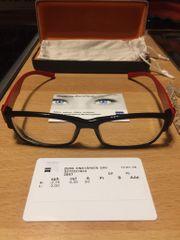 Designer Brille Dilem mit Wechselbügeln