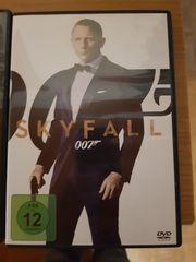 DVD James Bond Skyfall neu