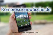 Top-Level de Domain - Kompressionswäsche de -