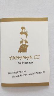 Senioren Thai Massage Saarbrücken