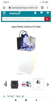 aqua medic cubicus meerwasser 130l