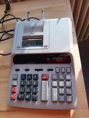 Tischrechner Olympia CPD 44 neu