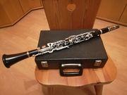 B-Klarinette F A Uebel Modell
