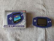 Gameboy Advance mit 2 Spielen