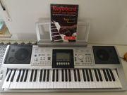 Keyboard inclusive starter heft