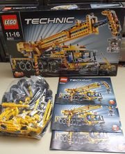 Lego Technic 8053 Mobiler Kran
