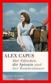 ALEX CAPUS - 2 ROMANE