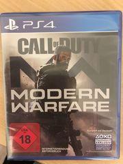 Modern Warfare Call of Duty