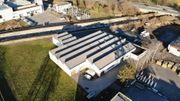 Röthis - befestigte Freifläche ca 500m²