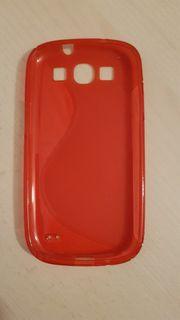 Samsung Galaxy S3 Handyschutzhülle rot