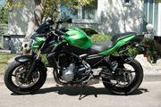Kawasaki Z650 Naked - Einmaliges Frühlings-Schnäppchen