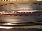 4x30m Flachbandkabel 14 Adrig AWG28