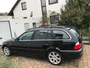 BMW 320i E 46 Touring