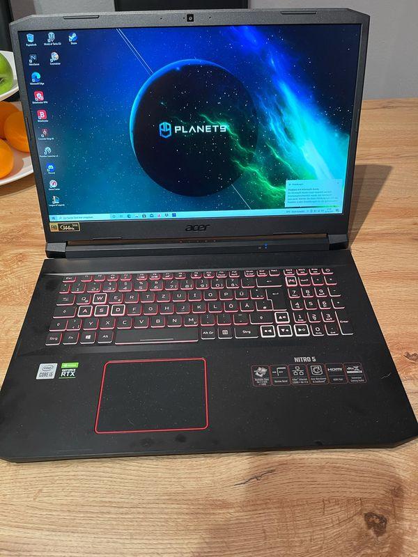 Acer Nitro 5 Gamer Laptop
