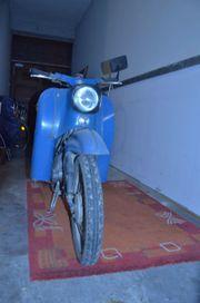 Simson Schwalbe Kr51 1 Blau