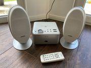 Sony HCD-CQ1 Stereoanlage mit Fernbedienung