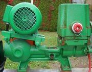 Kolbenpumpe Loewe WL