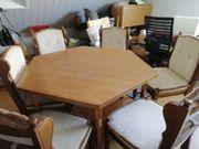 6 Eckiger Tisch kaufen & verkaufen bei