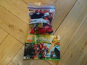 Lego 70500 Ninjago Kais Feuerroboter