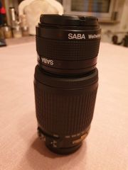 Objektiv Nikon D 40