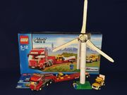 LEGO City Windturbinen-Transporter 7747 mit