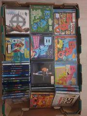 Verschiedene Musik CD s