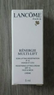 Lancome Renergie Multi-Lift Creme 5