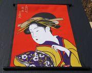 Bild von einer traditionel japanischen