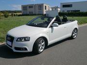 Audi A3 Cabriolet 1 8