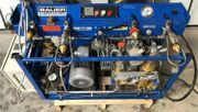 Bauer Atemluftkompressor