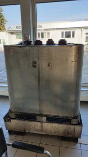 700 Liter Schütz Sicherheitstank doppelwandig