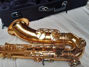 Saxophon-Unterricht im Künstlerhaus Bad Aibling