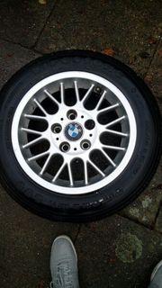 4 BMW Alufelgen 15 Zoll