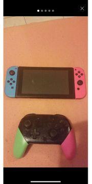 Nintendo Switch spiele reserviert