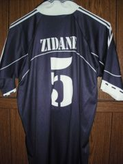 Trikot Zidane Gr L