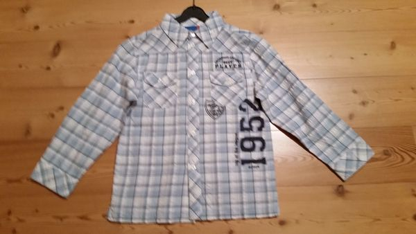 NEU - cooles Jungenhemd Hemd Gr