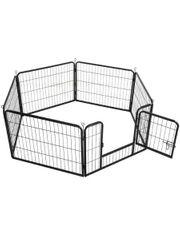 Welpengitter Welpenauslauf Hunde Box Stall
