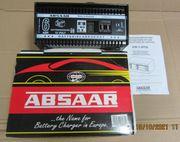ABSAAR KM3 Batterieladegerät 7 5